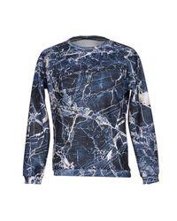 Gaëlle Bonheur - Blue Sweatshirt for Men - Lyst