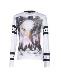 Just Cavalli - Multicolor T-shirt for Men - Lyst