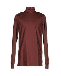 Rick Owens - Multicolor Shirt for Men - Lyst