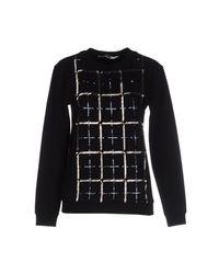 Sportmax Code | Black Sweatshirt | Lyst