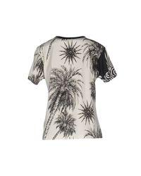Fausto Puglisi - Natural T-shirt - Lyst