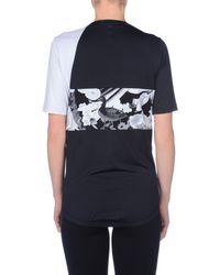 Sàpopa - Black T-shirt - Lyst