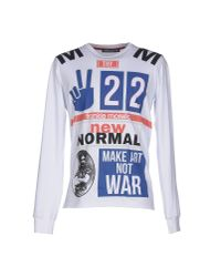 Frankie Morello | White T-shirt for Men | Lyst