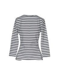 Mary Katrantzou - White T-shirt - Lyst