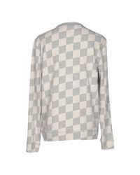 YMC - Gray Sweatshirt for Men - Lyst