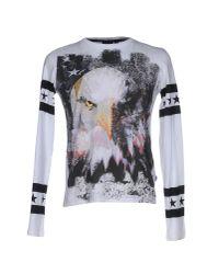 Just Cavalli | Multicolor T-shirt for Men | Lyst