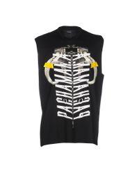 Marcelo Burlon   Black T-shirt for Men   Lyst