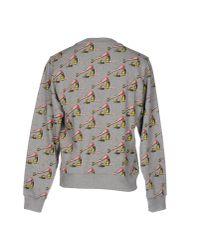 Marc Jacobs - Gray Sweatshirt for Men - Lyst