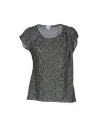 Armani | Gray T-shirt | Lyst