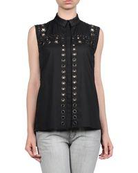 Givenchy - Black Shirt - Lyst