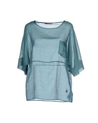 GAUDI | Green Blouse | Lyst
