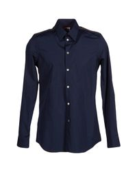 Paul Smith | Blue Shirt for Men | Lyst