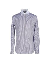 DSquared² - Brown Shirt for Men - Lyst