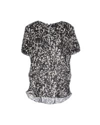Isabel Marant | Black Blouse | Lyst