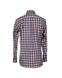 Barbour | Blue Shirt for Men | Lyst
