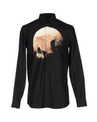 Givenchy | Black Shirt for Men | Lyst