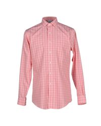 Brooks Brothers | Pink Shirt for Men | Lyst