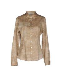 Zanetti 1965 - Natural Shirt - Lyst
