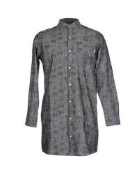 Carhartt   Gray Shirt for Men   Lyst
