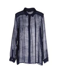 Momoní - Blue Shirt - Lyst