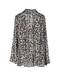 Siyu - Natural Shirt - Lyst