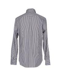 Lanvin | Gray Shirt for Men | Lyst