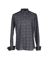 Paul Smith - Blue Shirt for Men - Lyst