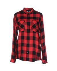 Carhartt | Red Shirt | Lyst