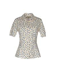 Dolce & Gabbana   Natural Shirt   Lyst