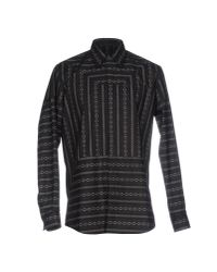 Marcelo Burlon | Black Shirt for Men | Lyst