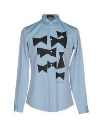 Viktor & Rolf | Blue Shirt for Men | Lyst