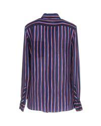Altuzarra | Blue Shirt | Lyst