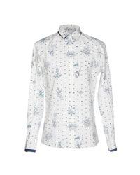 Alexander McQueen - White Shirt for Men - Lyst
