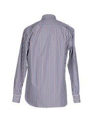 Paul & Shark - Blue Shirt for Men - Lyst