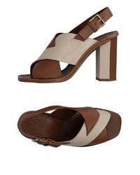 Tory Burch - Multicolor Sandals - Lyst