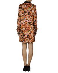 YMC | Black Short Dress | Lyst