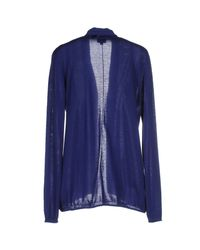 Snobby Sheep - Blue Cardigan - Lyst