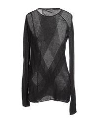Lumen Et Umbra - Black Sweater - Lyst