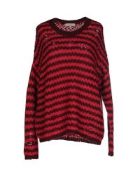IRO | Red Sweater | Lyst