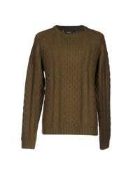 Wesc | Green Sweater | Lyst