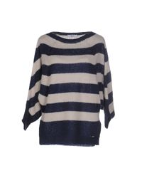 Liu Jo | Blue Sweater | Lyst