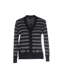 Marc Jacobs - Black - Intarsia Embellished Sweater - Women - Polyester/wool - M - Lyst