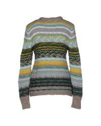 Paul & Joe - Green Sweater - Lyst