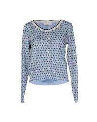 Jucca - Blue Sweater - Lyst