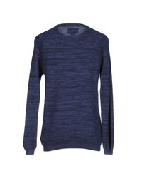 Billabong - Blue Jumper for Men - Lyst