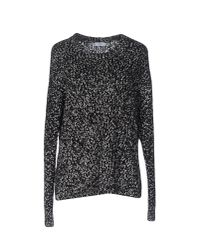 Vince - Black Sweater - Lyst