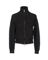 DSquared² | Gray Cardigan for Men | Lyst