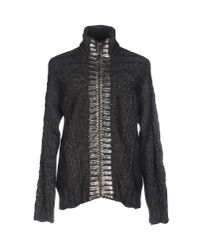 Just Cavalli | Gray Cardigan for Men | Lyst