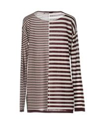 T By Alexander Wang - Multicolor Sweater - Lyst