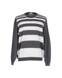 Moschino - Gray Sweater for Men - Lyst